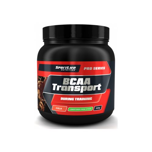 SPORTLIFE NUTRITION BCAA AMINOHAPPOJUOMAJAUHE COLA 300 G