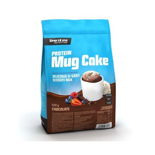 SPORTLIFE NUTRITION MUG CAKE PROTEIINIMUKIKAKKUJAUHE 500 G