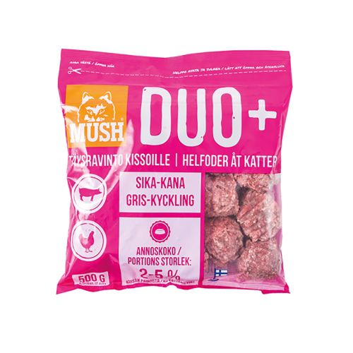 MUSH DUO KISSOILLE SIKA-KANA  500 G