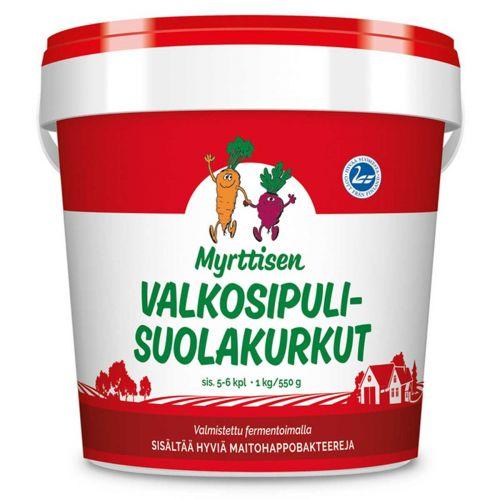 MYRTTISEN VALKOSIPULISUOLAKURKKU 1 KG