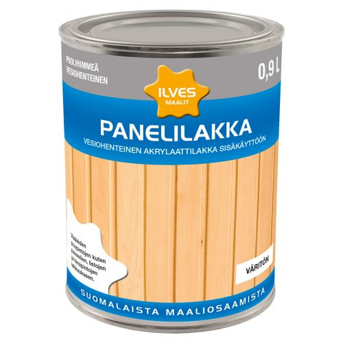 ILVES PANELILAKKA 0,9L  900 ML