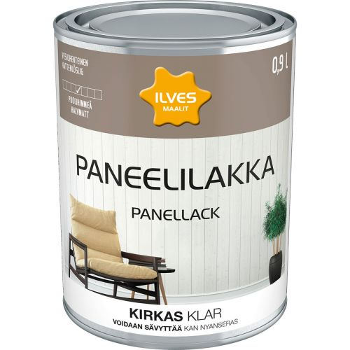 ILVES PANELILAKKA 0,9L 900 ML