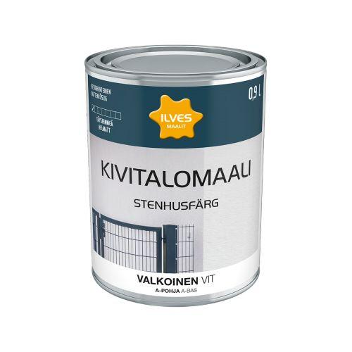 ILVES KIVITALOMAALI C-POHJA 0,9L 900 ML
