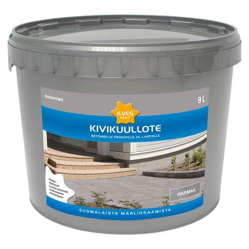 ILVES KIVIKUULLOTE HARMAA 9L 9 L