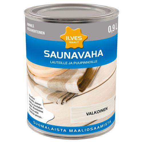 ILVES SAUNAVAHA VALKOINEN 0,9L 900 ML