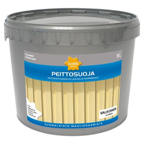 ILVES PEITTOSUOJA A-POHJA 9L  9 L