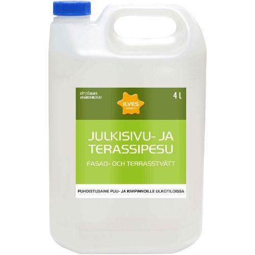 ILVES TERASSIPESU KÄYTTÖVALMIS 4L 4 L