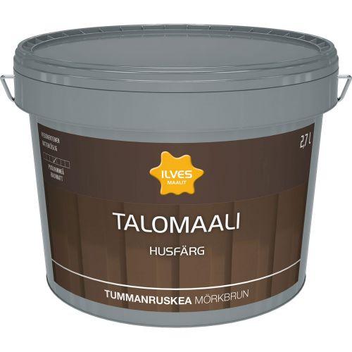 ILVES TALOMAALI TUMMANRUSKEA 2,7 L