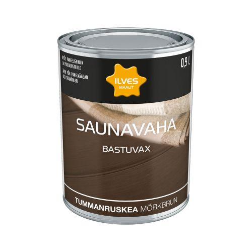 ILVES SAUNAVAHA TUMMANRUSKEA 0,9L 900 ML