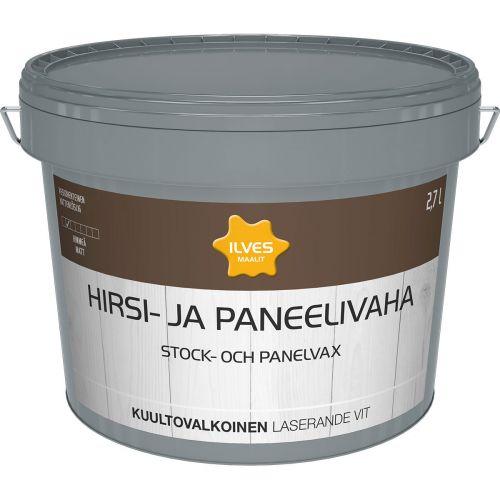 ILVES HIRSI- JA PANEELIVAHA KUULTOVALKOINEN 2,7L 2,7 L