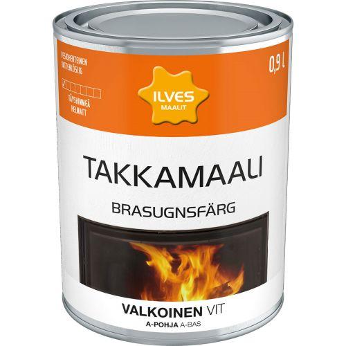 ILVES TAKKAMAALI VALKOINEN 0,9L 900 ML