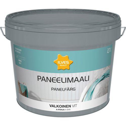 ILVES PANEELIMAALI VALKOINEN 2,7L 2,7 L