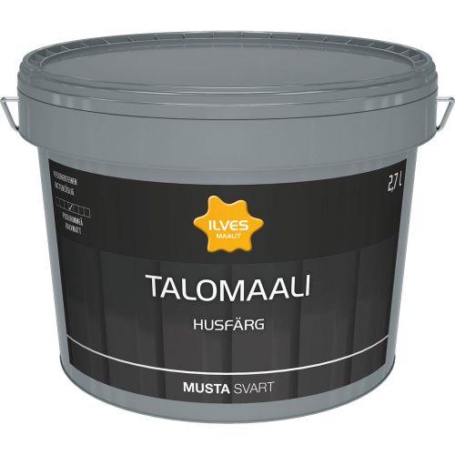 ILVES TALOMAALI MUSTA 2,7 L