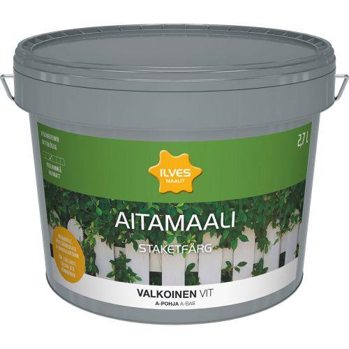 ILVES AITAMAALI A-POHJA VALKOINEN 2,7 L