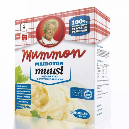 MUMMON MUUSI MAIDOTON 420 G