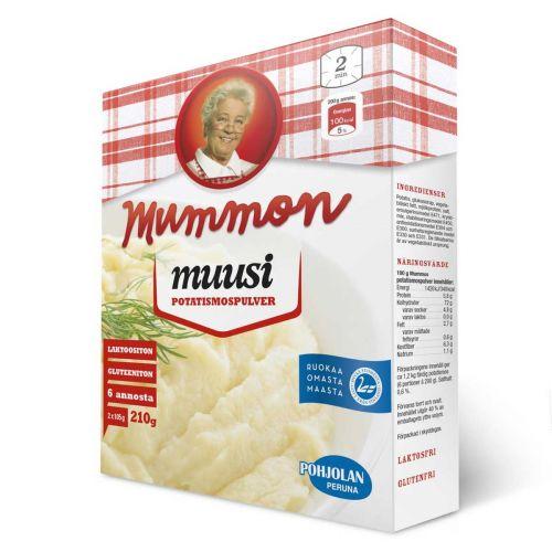 MUMMON MUUSI 210 G