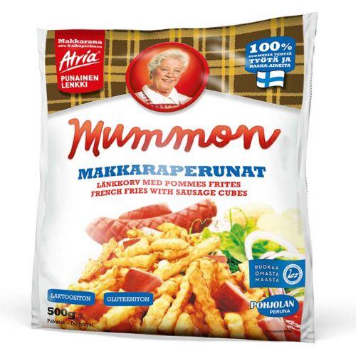 MUMMON MAKKARAPERUNAT 500 G