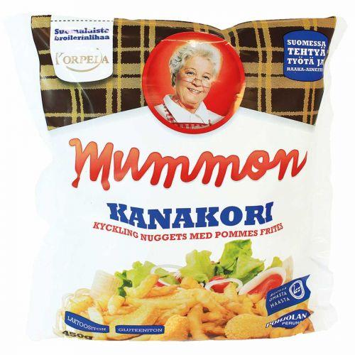 MUMMON KANAKORI 450 G