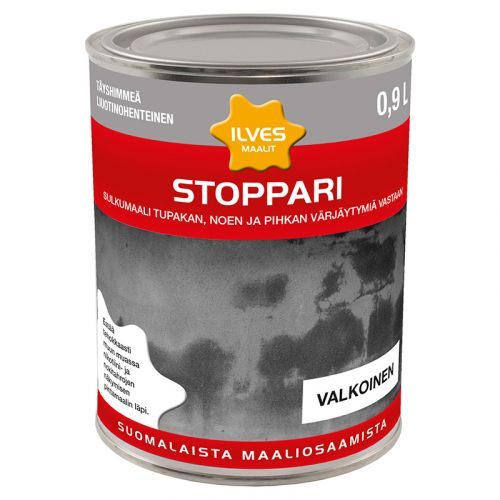 ILVES STOPPARI LIUOTINOH. 0,9L 900 ML