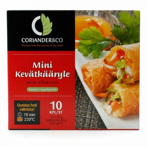 CORIANDER&CO MINIKEVÄTKÄÄRYLEET 200 G