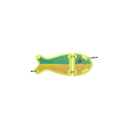 """VK SALMON VK2 FLASHER 6,5"""" HOUKUTUSLEVY CHART/CRUSSED PEARL"""
