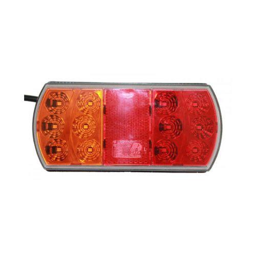 MR-TUOTE LED TAKAVALO 12/24V 165*80*35 MM V