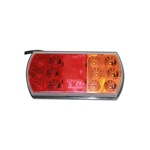 MR-TUOTE LED TAKAVALO 12/24V 165*80*35 MM O