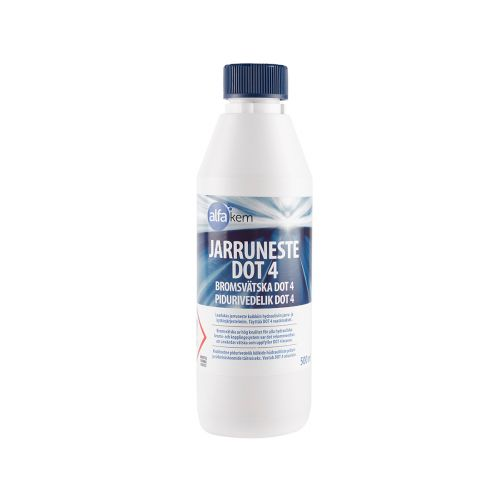 ALFAKEM DOT 4, 500ml JARRUNESTE 500 ML
