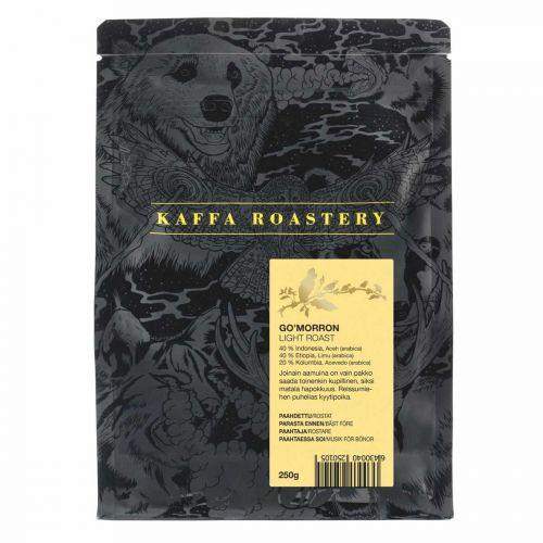 KAFFA ROASTERY PAPUKAHVI GO MORRON 250 G