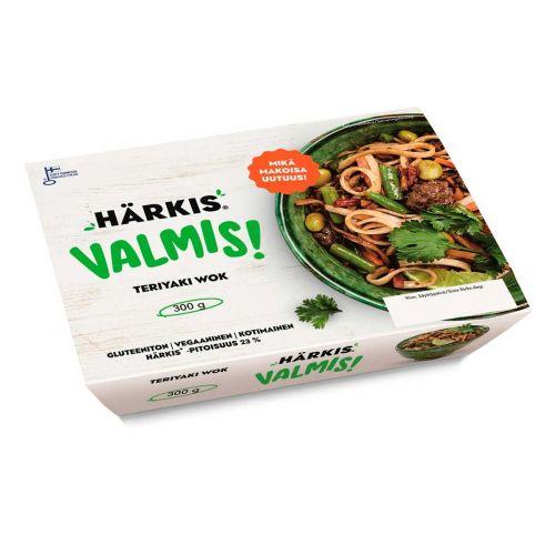 VERSO HÄRKIS VALMIS! TERIYAKI WOK 300 G