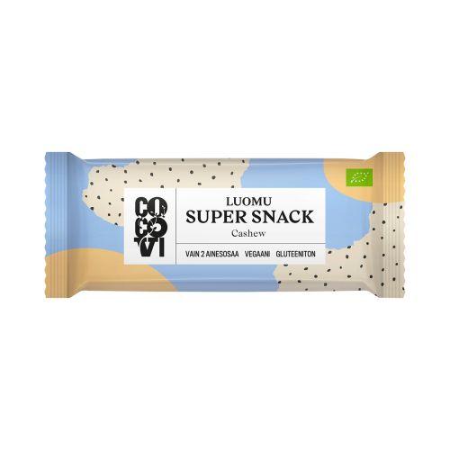 COCOVI SUPERSNACKS LUOMUPATUKKA CASHEW 30 G