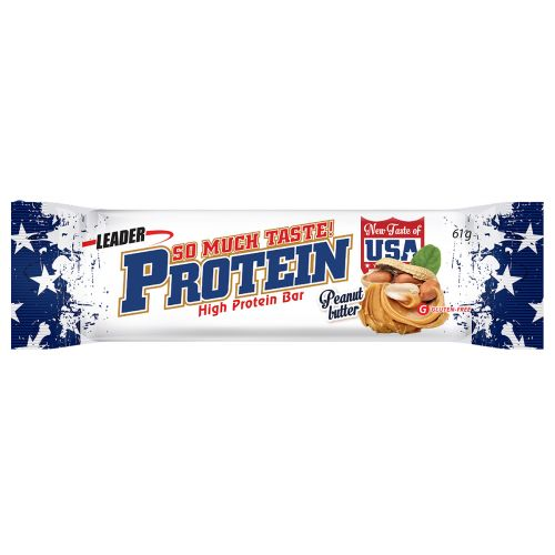 LEADER PROTEIN SO LO CARB PEANUT BUTTER 61 G