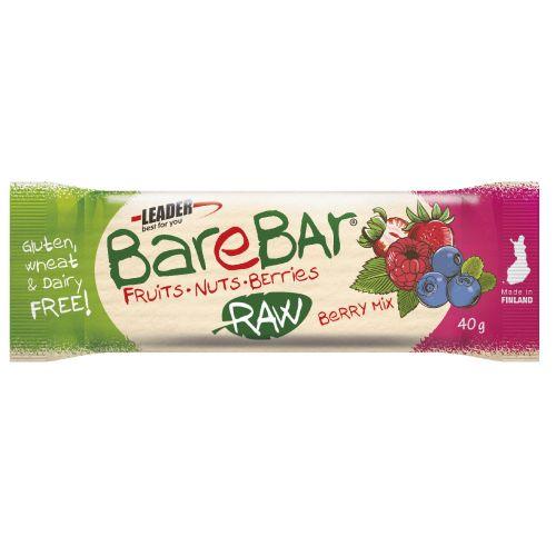 Leader BareBar Raw Marjamix  40 g