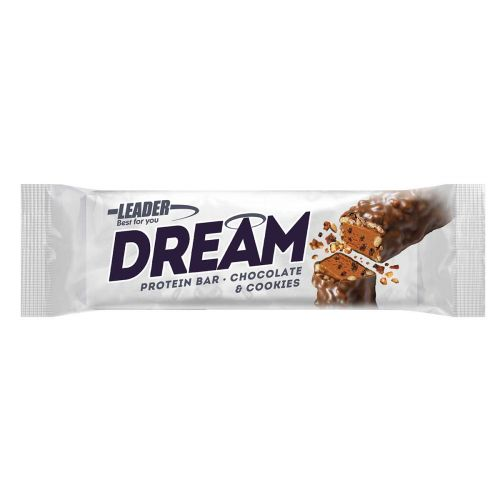 LEADER PROTEIN DREAM CHOCOLATE COOKIES 45 G