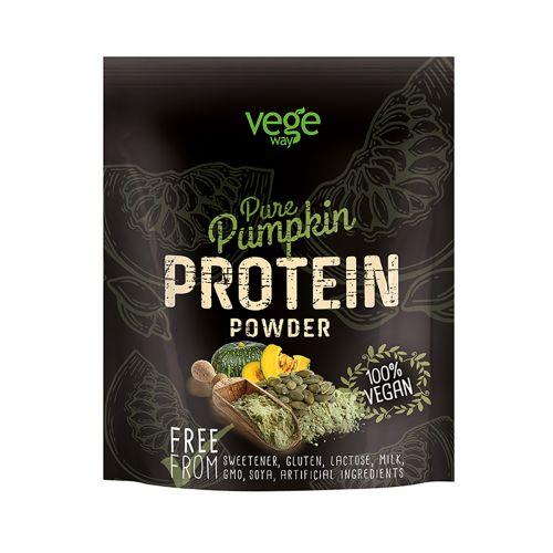 Vegeway Pure Pumpkin Protein Powder Kurpitsansiemenprot.jauhe 25