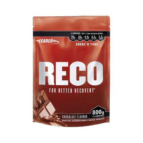 Leader Reco Palautusjuomajauhe Suklaa 800 g