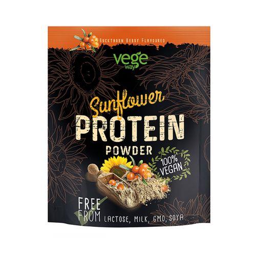 Vegeway Sunflower Protein Powder ak-siemenprot.jauhe Tyrni-Sitr 250
