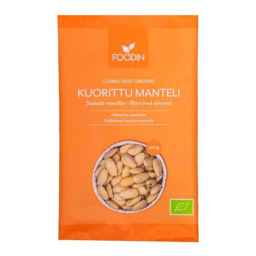 FOODIN MANTELI, LUOMU, KUORITTU  200G 200 G