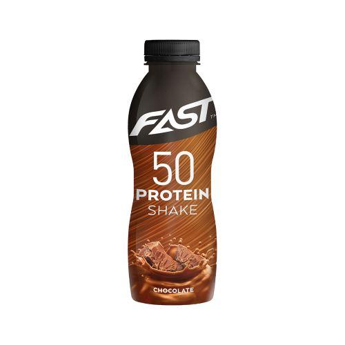 FAST PROTEIN SHAKE SUKLAA 500 ML