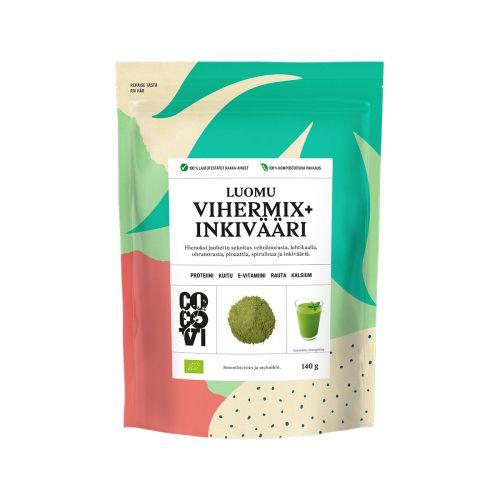 COCOVI VIHERMIX + INKIVÄÄRI 140 G