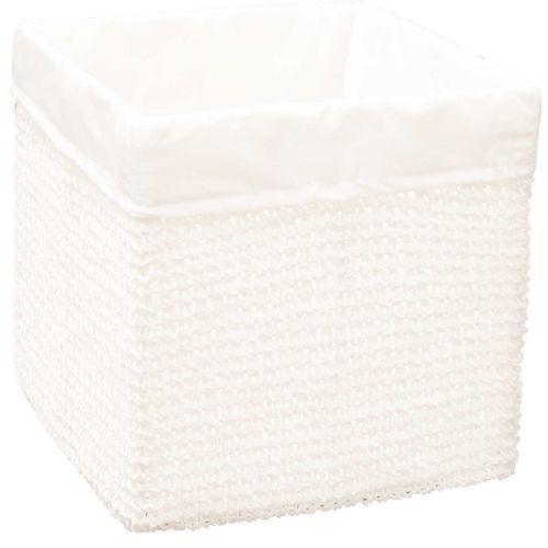 Living paperinarukori valkoinen 26x26x26cm