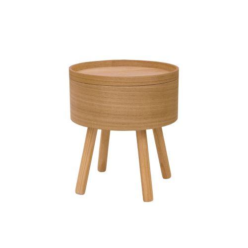 Living pyöreä pöytä 38x43cm natural