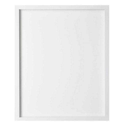 Living peili valkoinen 40x60cm