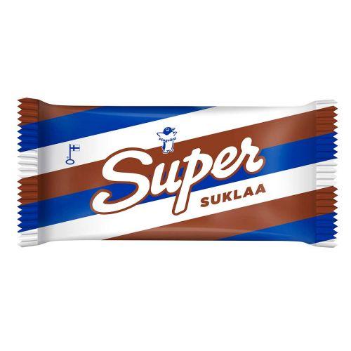 SUPER SUKLAA KERMAJÄÄTELÖPUIKKO 60 G