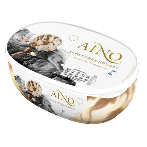 AINO SAMETTINEN NOUGAT  900 ML