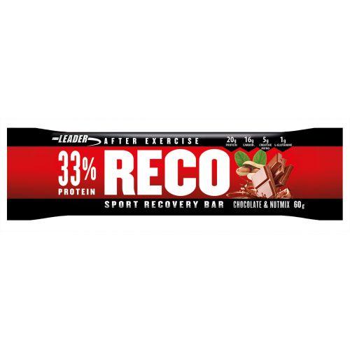 Leader Reco Bar Chocolate  60 g