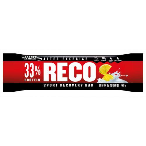 Leader Reco Bar Lemon-Yoghurt  60 g