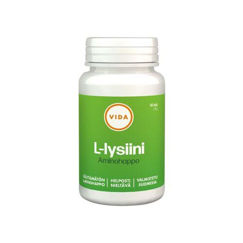 VIDA L-LYSIINI 60 KPL