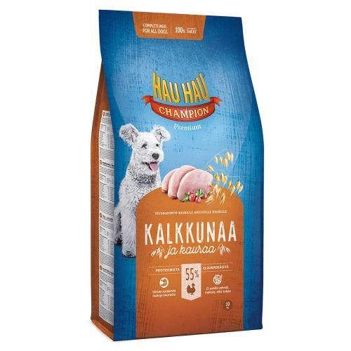 HHC TÄYSRAVINTO KALKKUNA-KAURA 10 KG