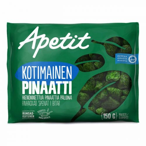 APETIT KOTIMAINEN PINAATTI 150 G